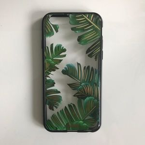 "Sonix ""Tamarindo"" palm leaves iPhone 8/7/6 case"